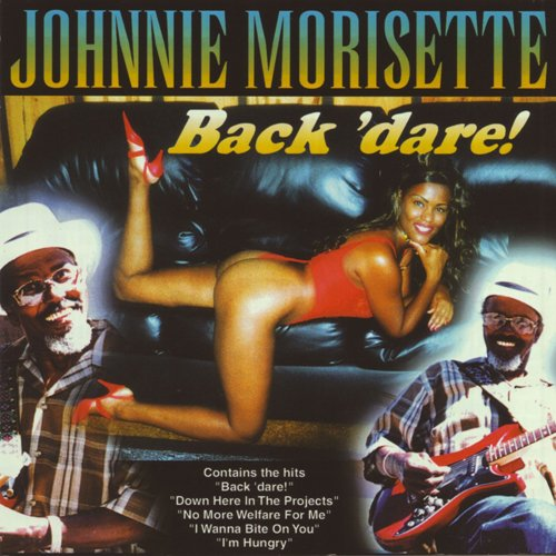 Back'dare! [Import allemand] de Morisette, Johnnie