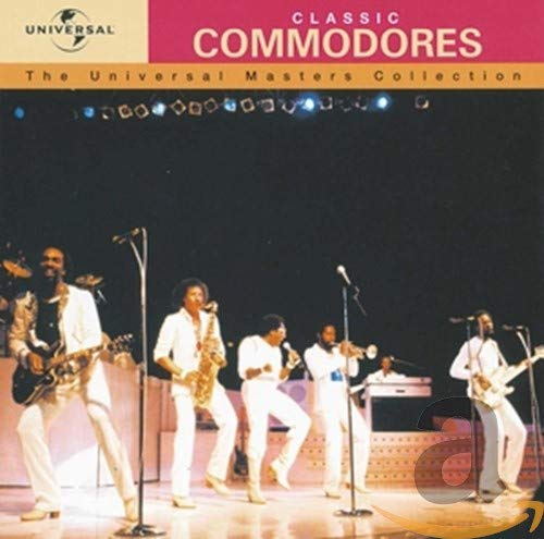 The Collection : Commodores de Motown