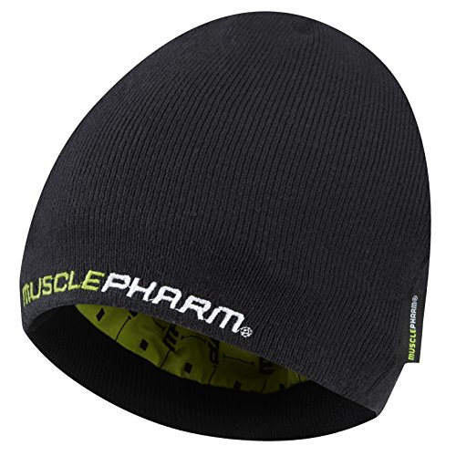 """Musclepharm 474 Bonnet en tricot, noir"" de MusclePharm"