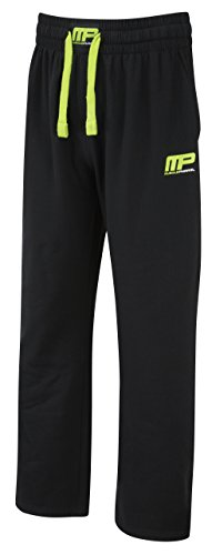 """Musclepharm Men's 451 Pantalon de jogging, noir, MPPNT451"" de Musclepharm"