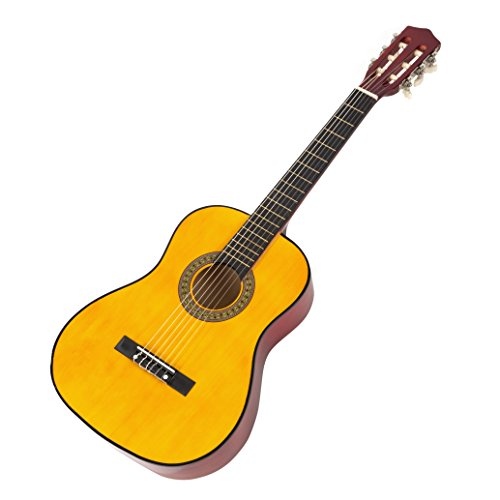 Music Alley MA - 34–N guitare Junior-Naturel de Music Alley