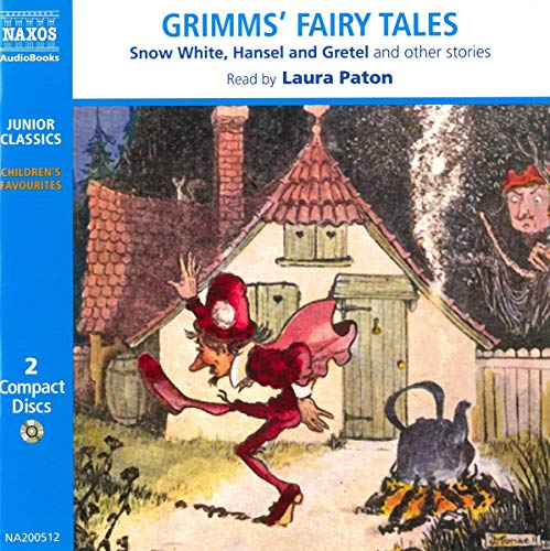 Grimm's Fairy Tales/vol.1 de NAXOS AUDIO BOOKS
