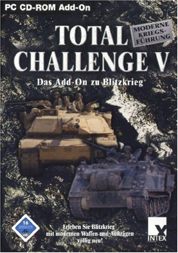 Blitzkrieg - Total Challenge 5 Add-On [import allemand] de NBG EDV Handels & Verlags