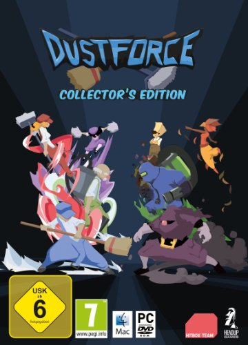 Dustforce - Collector's Edition [import allemand] de NBG