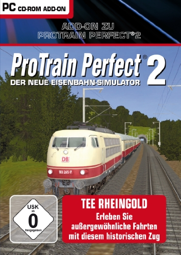 Pro Train Perfect 2 - Rheingold [import allemand] de NBG