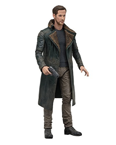 OFFICER K BLADE RUNNER 2049 ACTION FIGURE de NECA