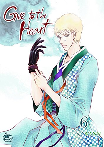 Give to the Heart Volume 6 de NETCOMICS