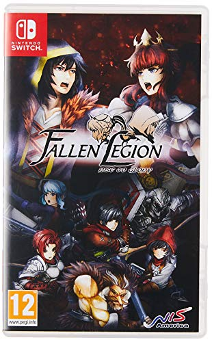 Fallen Legion Rise To Glory Nintendo Switch Game de Gamersheek
