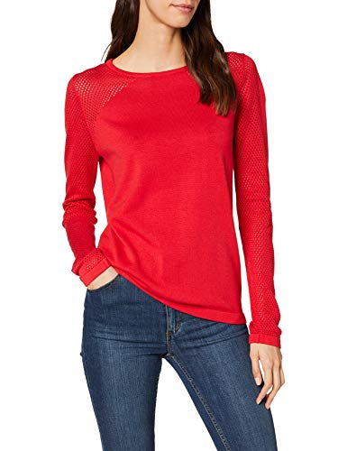 T Nizzin Faith red Longues Manches Shirt Rouge À Femme pa1Px7q