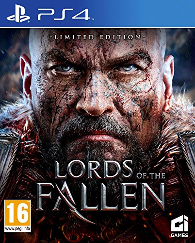 Lords of the Fallen - édition limitée de Bandai Namco Entertainment