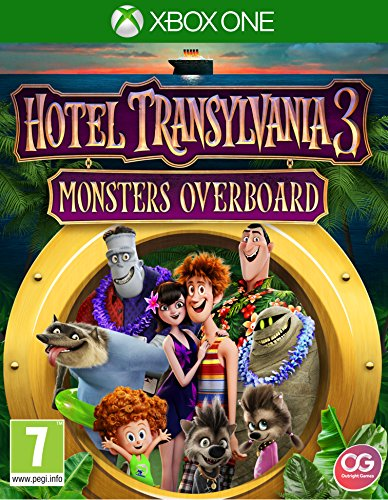 Hotel Transylvania 3: Monsters Overboard de Outright Games