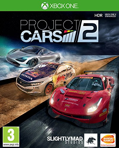 Project Cars 2 (Xbox One) [UK IMPORT] de Namco