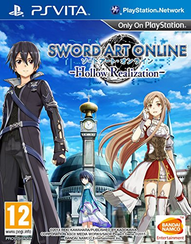 Sword Art Online: Hollow Realization (PS Vita) [UK IMPORT] de Namco