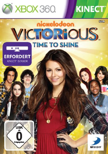 Victorious : Time to Shine [import allemand] de Namco
