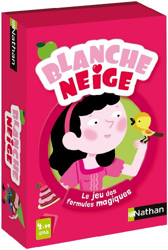 Nathan - 31493 - Blanche Neige de Nathan