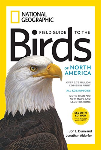 National Geographic Field Guide to the Birds of North America, 7th Edition de National Geographic