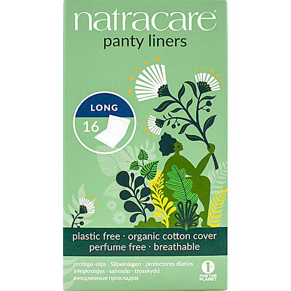 Natracare Protege-slips Long de Natracare