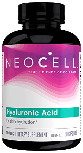 Neocell Acide Hyalluronic Naturel - Lot de 60 capsules de Neocell