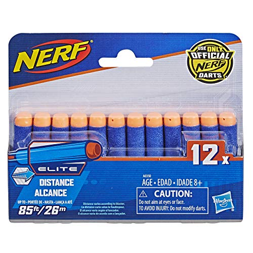 Official Nerf N-Strike Elite Series 12-Dart Refill Pack de Nerf