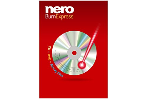 NERO Burn Express [import anglais] de Nero