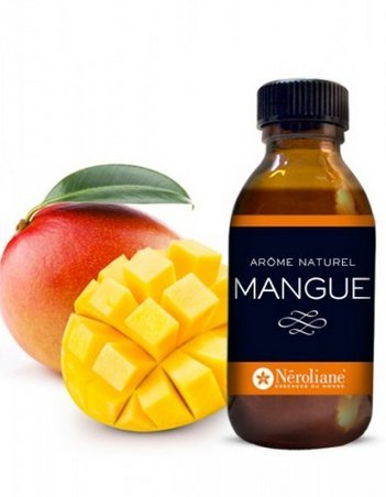 Arôme alimentaire naturel Mangue (250 ML) de Néroliane