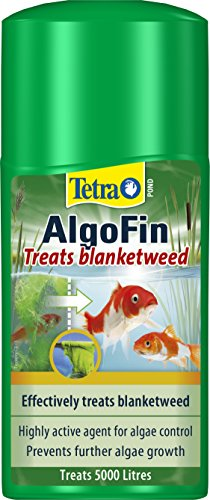 Tetra Algofin 250ml Hse Approved Algaecide For Blanketweed Harmless To Fish de NetPet
