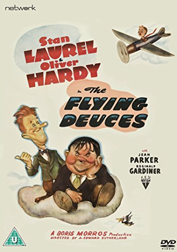 Laurel and Hardy: the Flying D [Import anglais] de Network