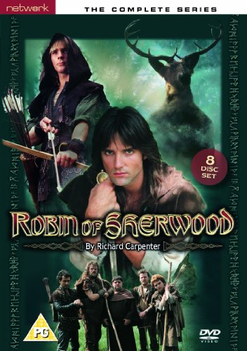 Robin of Sherwood: the Complet [Import anglais] de Network
