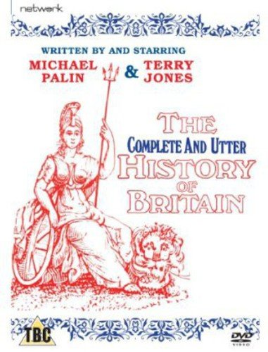 The New Incomplete Complete and Utter History of Britain [DVD + BD set] [Blu-ray] [Import anglais] de Network