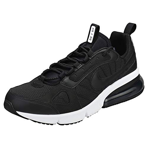 newest dbd22 68210 Nike Air Max 270 Futura, Sneakers Basses Homme, Noir Black White 001,