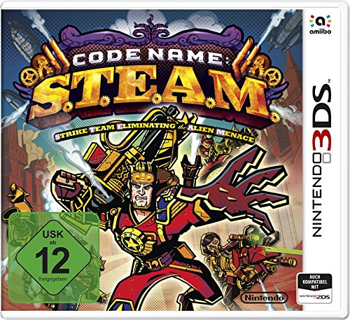 Code Name : S.T.E.A.M. [import allemand] de Nintendo of Europe GmbH