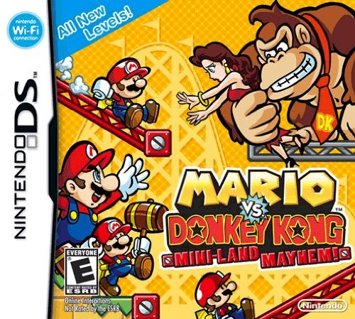 Mario vs. Donkey Kong Mini-Land Mayhem! [import anglais] de Nintendo