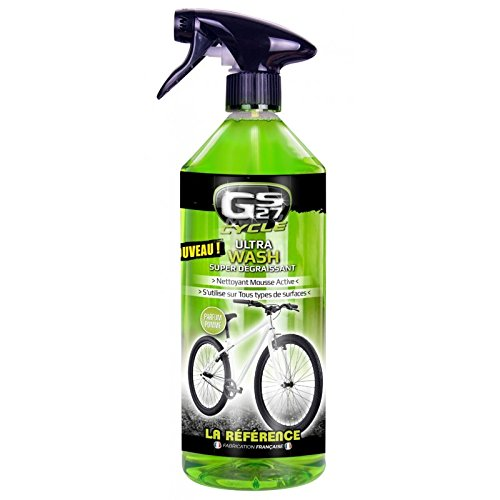 GS27 - Ultra Wash Super Dégraissant Cycle 1L de GS27