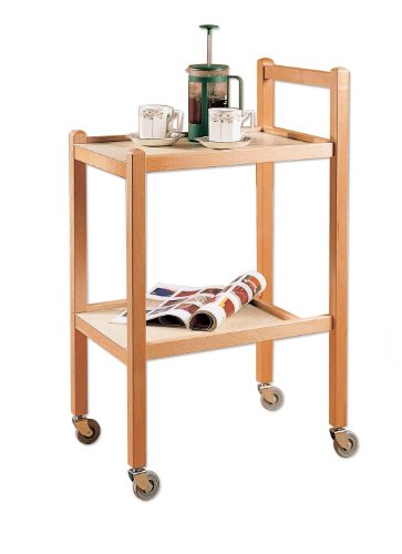 Nottingham Rehab Supplies Chariot classique en bois Trent Grand de Nottingham Rehab Supplies