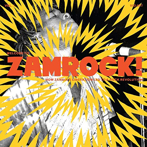 Welcome to Zamrock Vol. 1 /Book/Coupon MP3 Inclus de Now Again