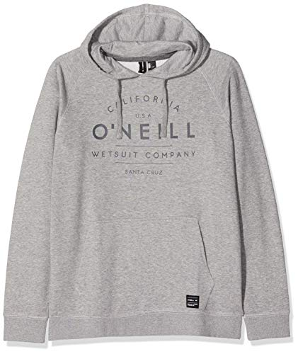 """O'NEILL N01400 Sweat-Shirt Homme, Silver Mel, FR : L (Taille Fabricant : L)"" de O'Neill"