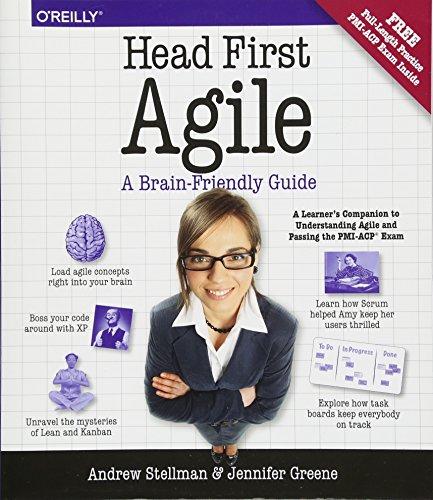 Head First Agile de O'Reilly Media, Inc, USA