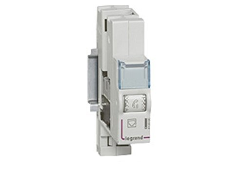 Legrand LEG413002 Module de brassage RJ 45 Cat.6 RTP pour Coffret de communication de Legrand