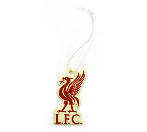 Official Football Merchandise Plaquette désodorisante logo équipes de football Liverpool FC de Official Football Merchandise