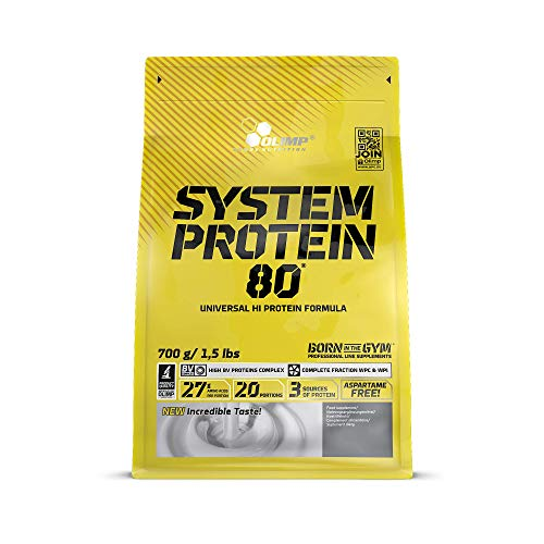 OLIMP SPORT NUTRITION System Protein 80 Chocolat 700 g de Olimp Sport Nutrition