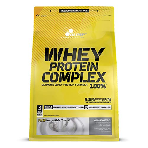 OLIMP SPORT NUTRITION Whey Protein Complex 100 % Vanille 700 g de Olimp Sport Nutrition