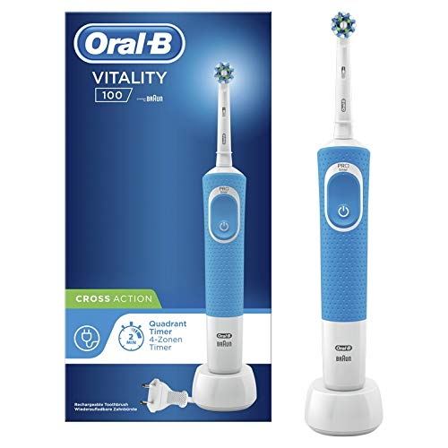 Oral-B Vitality 100 Crossaction Bleue de Oral-B