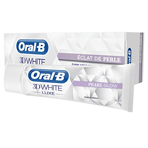 Oral-B 3D White Luxe Éclat De Perle Dentifrice - 75 ml de Oral-B