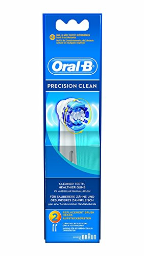 Oral-B Precision Clean 2 têtes de Oral-B
