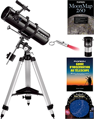 Kit de télescope réflecteur Orion SpaceProbe 130ST EQ de Orion