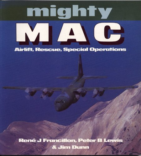 Mighty Mac: Airlift, Rescue, Special Operations de Osprey Publishing
