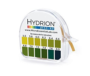 PH HYDRION PAPERS™ (PERQUE) PH TEST de PERQUE / HYDRION