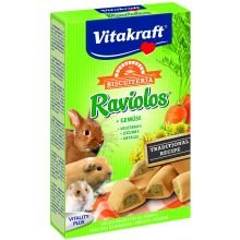 ANIMAUX choic Vitakraft Raviolos Small Animal 25121 paquet de 1 de PETS CHOIC