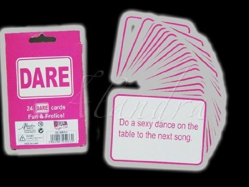 Hen Party: 24 Dare Cards by PIPS de PIPS