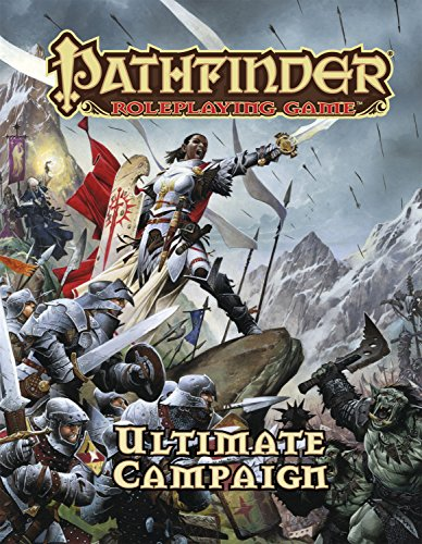 Pathfinder Roleplaying Game: Ultimate Campaign de Paizo